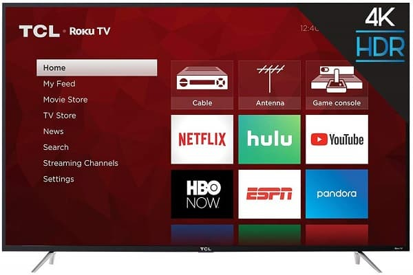 Smart TV tcl 65s405